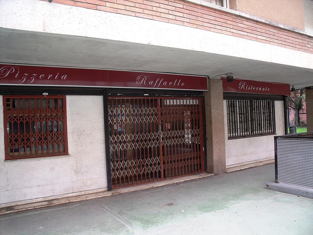 Fachada - Local comercial en alquiler en calle Robrenyo, Sants en Barcelona - 282368205