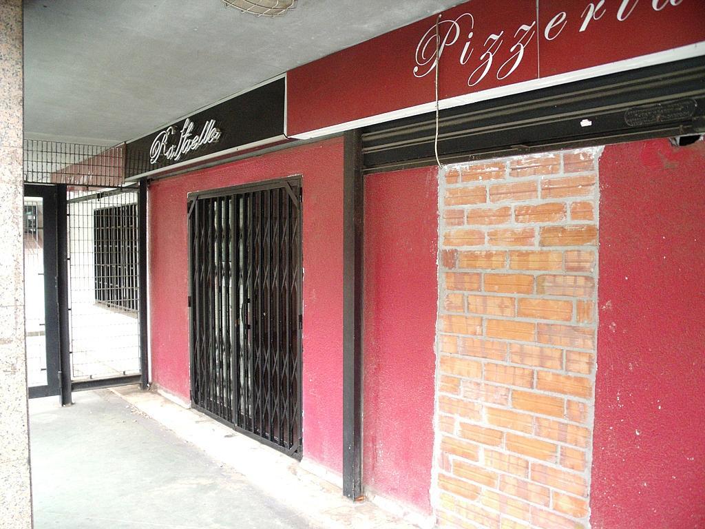 Fachada - Local comercial en alquiler en calle Robrenyo, Sants en Barcelona - 282368209