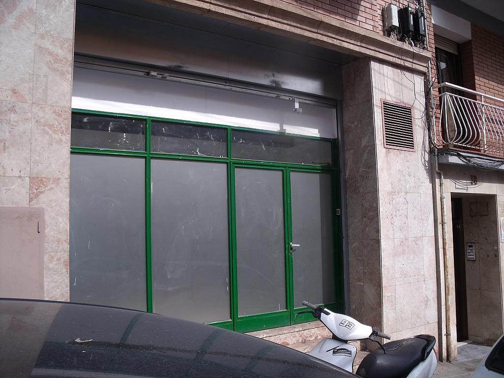 Fachada - Local en alquiler en calle Simancas, Les Roquetes-Canyelles en Barcelona - 323947078