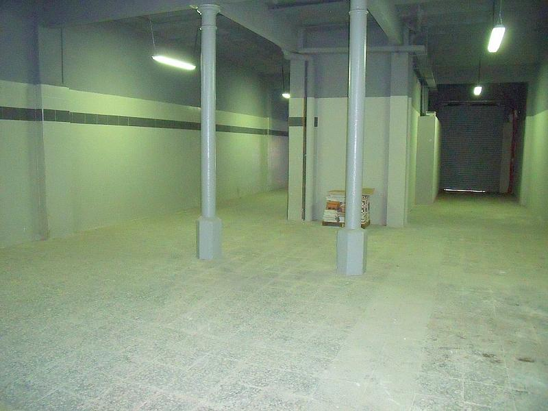 Planta baja - Local comercial en alquiler en calle Valladolid, Sants en Barcelona - 220022229