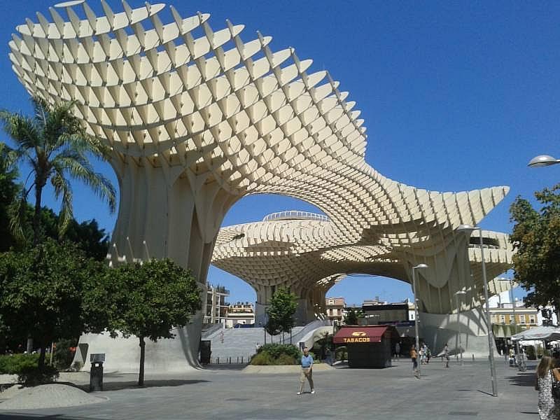 Foto - Piso en alquiler en Santa Cruz en Sevilla - 285400999