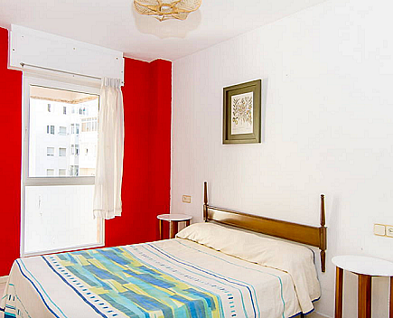 Dormitorio - Piso en alquiler en Casco antiguo en Cartagena - 249325489