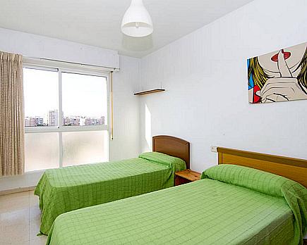 Dormitorio - Piso en alquiler en Casco antiguo en Cartagena - 249325505