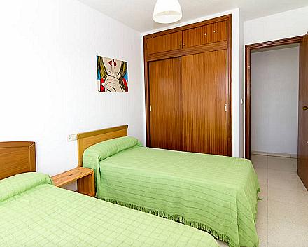 Dormitorio - Piso en alquiler en Casco antiguo en Cartagena - 249325507
