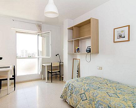 Dormitorio - Piso en alquiler en Casco antiguo en Cartagena - 249325509