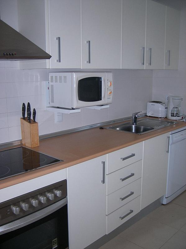 Cocina - Piso en alquiler en Torre Pacheco - 256047638