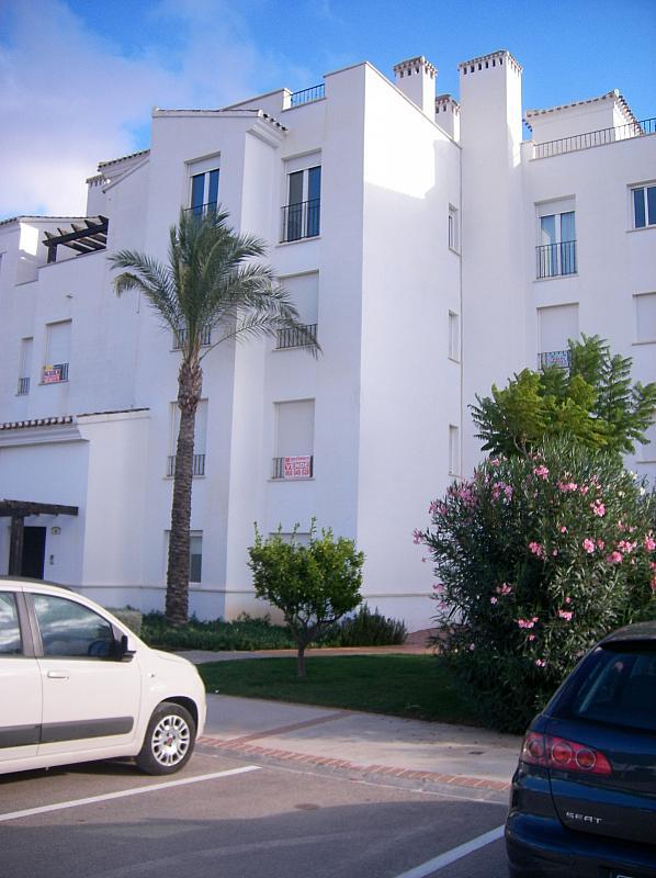 Fachada - Piso en alquiler en Torre Pacheco - 256047649