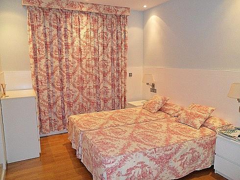 Dormitorio - Ático en alquiler en Casco en Cartagena - 257878369
