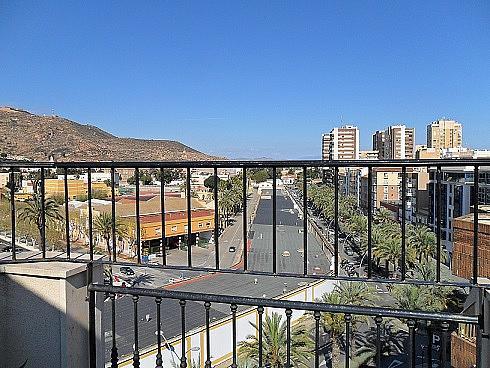 Vistas - Ático en alquiler en Casco en Cartagena - 257878382
