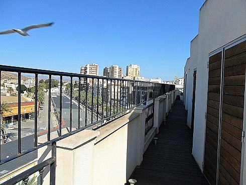 Balcón - Ático en alquiler en Casco en Cartagena - 257878387