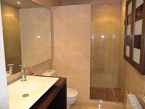 Baño - Ático en alquiler en Casco en Cartagena - 257878420