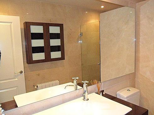 Baño - Ático en alquiler en Casco en Cartagena - 257878423