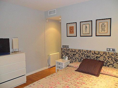 Dormitorio - Ático en alquiler en Casco en Cartagena - 257878427