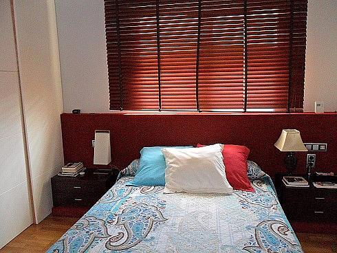 Dormitorio - Ático en alquiler en Casco en Cartagena - 257878433