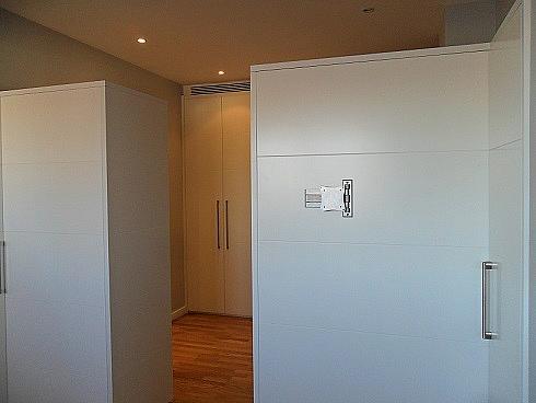 Dormitorio - Ático en alquiler en Casco en Cartagena - 257878436