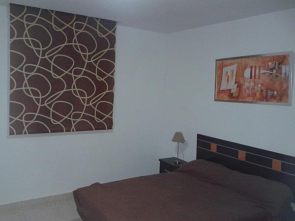 Dormitorio - Piso en alquiler en Roche - 275844547
