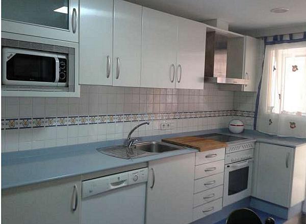 Cocina - Piso en alquiler en Casco en Cartagena - 279423819