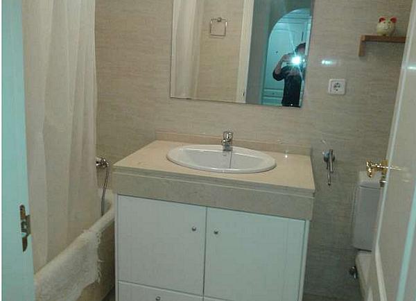 Baño - Piso en alquiler en Casco en Cartagena - 279423834