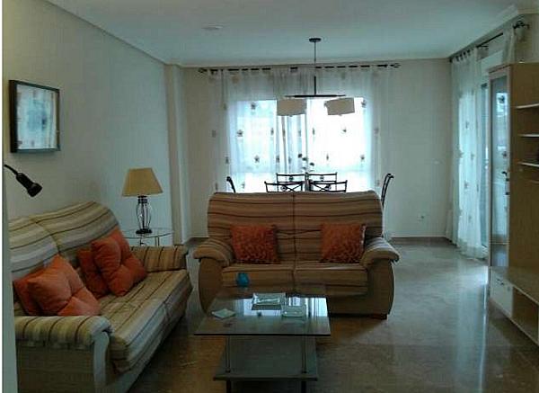 Salón - Piso en alquiler en Casco en Cartagena - 279423838