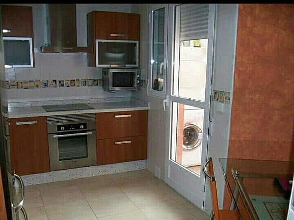 Cocina - Piso en alquiler en Casco en Cartagena - 322534134