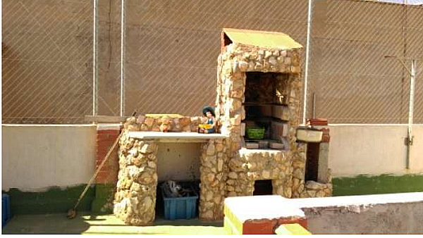 Terraza - Dúplex en alquiler en Casco en Cartagena - 323060677