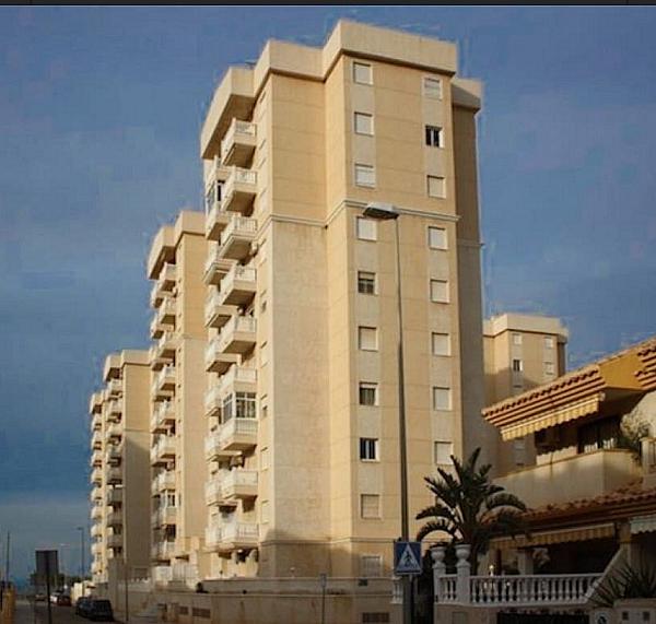 Fachada - Piso en alquiler en Cartagena - 323064284