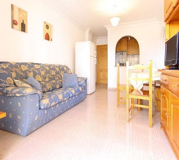 Salón - Piso en alquiler en Cartagena - 323064288
