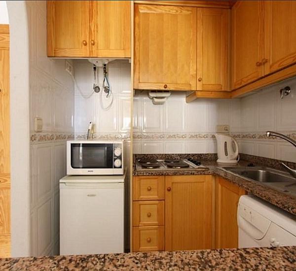 Cocina - Piso en alquiler en Cartagena - 323064297
