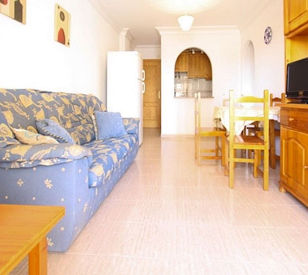Salón - Piso en alquiler en Cartagena - 323064310
