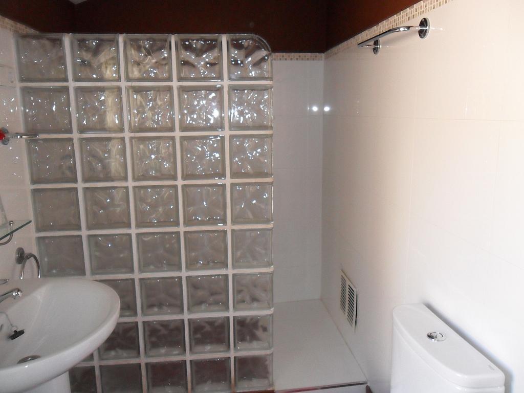 Baño - Apartamento en alquiler en Casco en Cartagena - 195683879