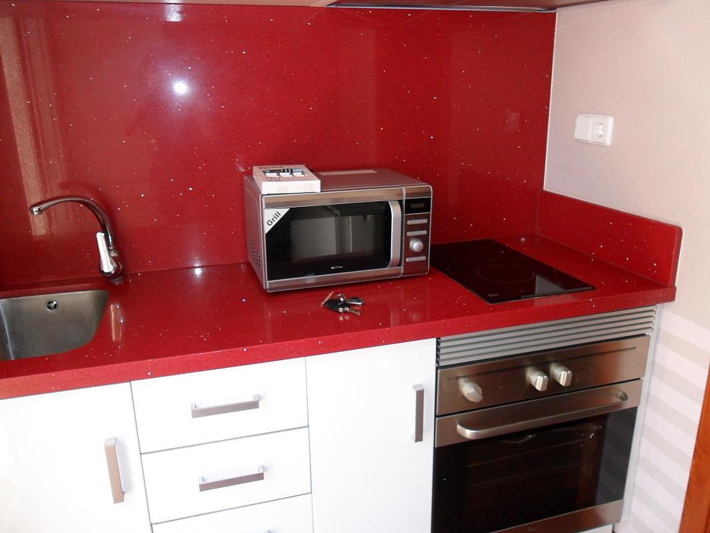 Cocina - Apartamento en alquiler en Casco en Cartagena - 195684027