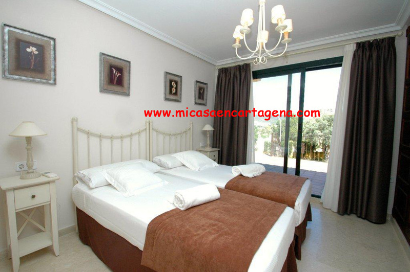 Dormitorio - Villa en alquiler en Belones, Los - 119911474