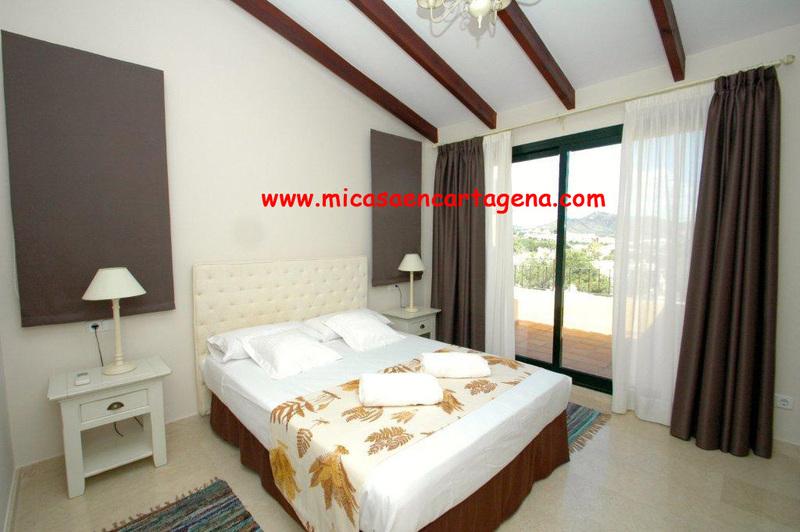 Dormitorio - Villa en alquiler en Belones, Los - 119911475