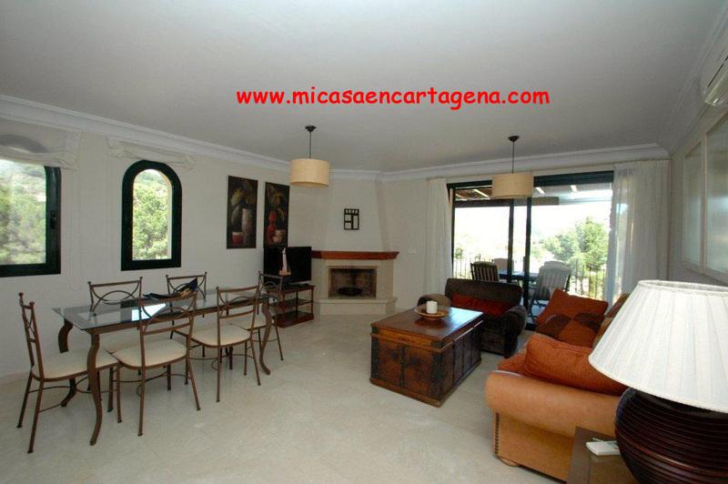 Salón - Villa en alquiler en Belones, Los - 119911478