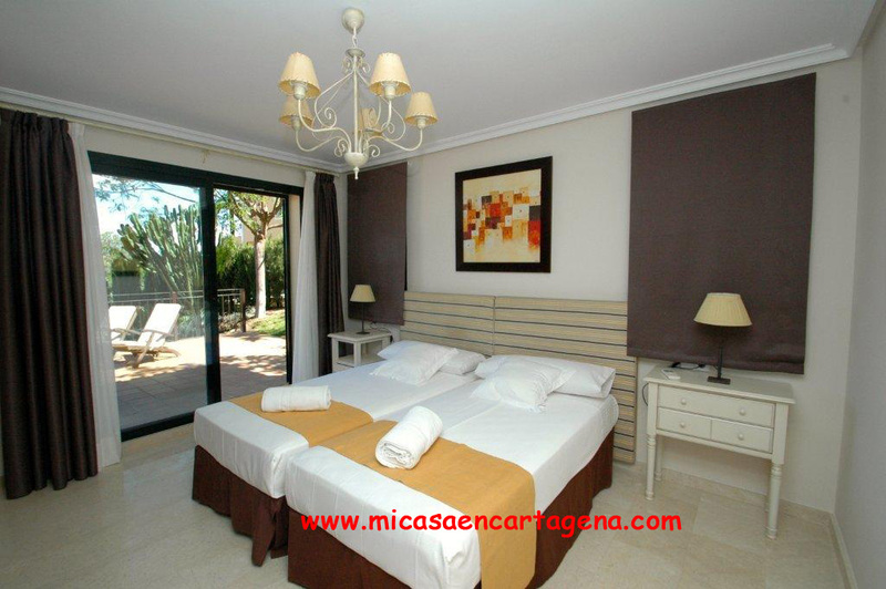 Dormitorio - Villa en alquiler en Belones, Los - 119911482
