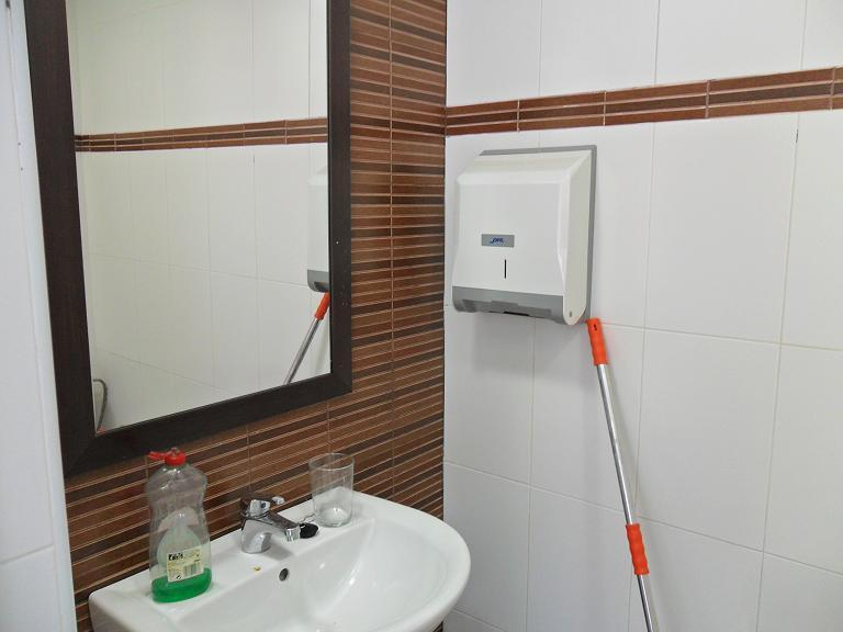 Baño - Local comercial en alquiler en Casco antiguo en Cartagena - 123179542