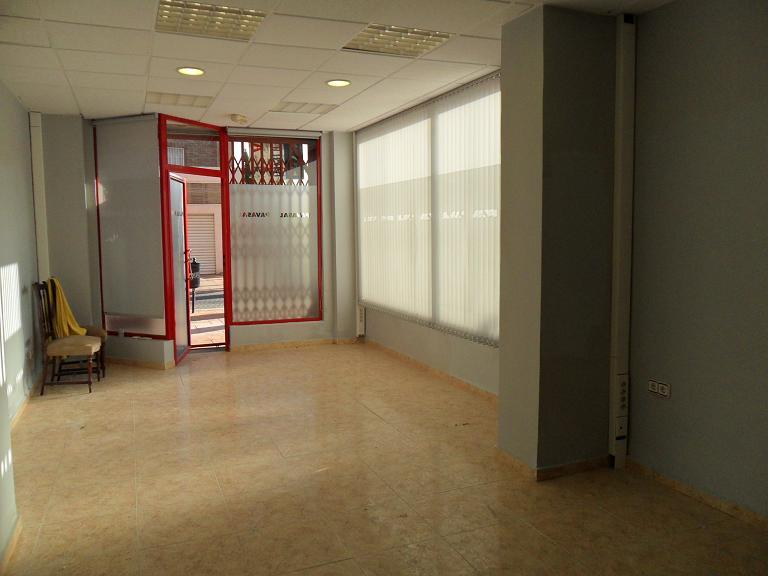 Fachada - Local comercial en alquiler en Casco antiguo en Cartagena - 123179543