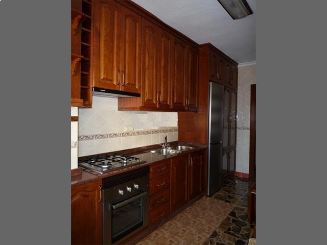Cocina - Piso en alquiler en Casco en Cartagena - 123584032