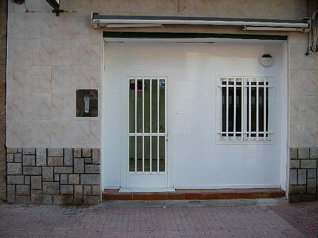 Fachada - Local comercial en alquiler en Casco antiguo en Cartagena - 138503398