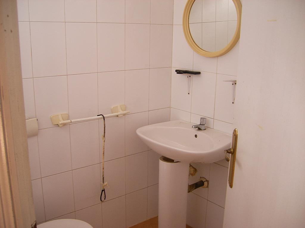 Baño - Local en alquiler en Casco antiguo en Cartagena - 209636047