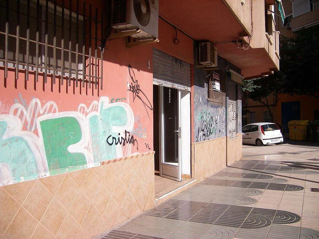 Fachada - Local en alquiler en Casco antiguo en Cartagena - 209636072