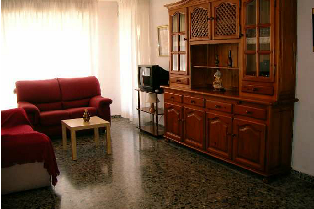 Salón - Piso en alquiler en Casco antiguo en Cartagena - 214370823