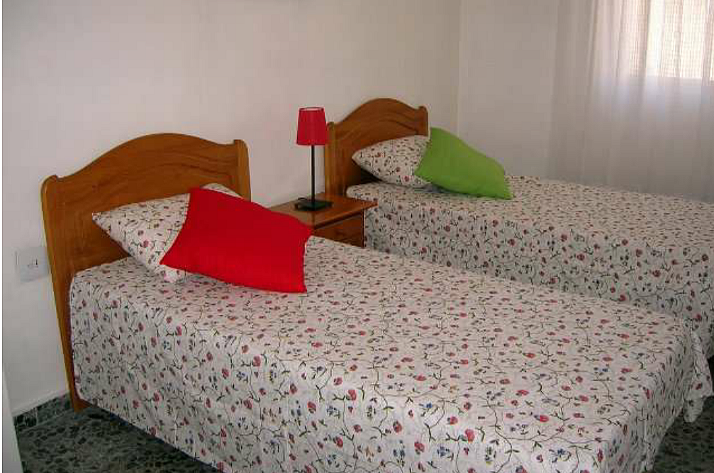 Dormitorio - Piso en alquiler en Casco antiguo en Cartagena - 214370838