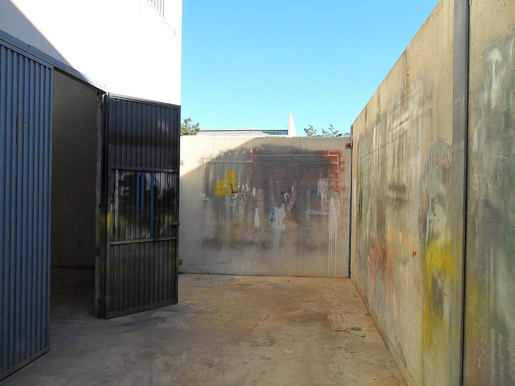 Patio - Nave en alquiler en Casco en Cartagena - 222621011