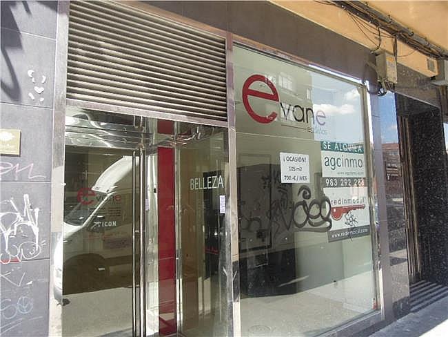 Local comercial en alquiler en Centro en Valladolid - 307345788