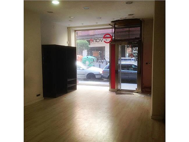 Local comercial en alquiler en Centro en Valladolid - 307345794