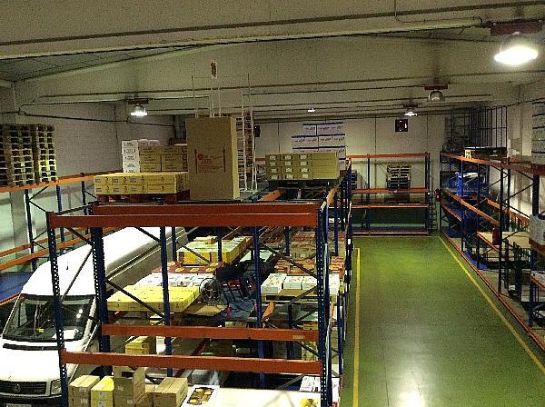 Nave Industrial en Barberà del Vallès de 700m2 - Nave industrial en alquiler en Barbera del Vallès - 331866302