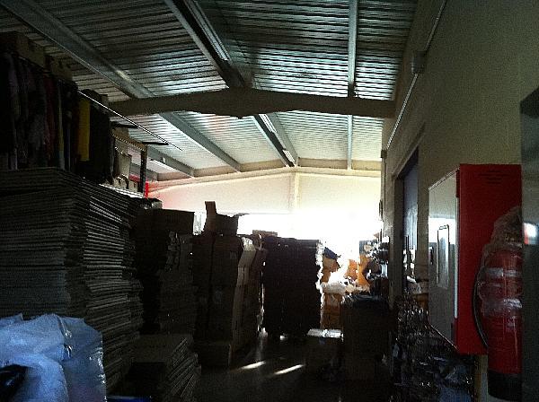 Nave Industrial en Badalona de 360m2 - Nave industrial en alquiler en Badalona - 331868771