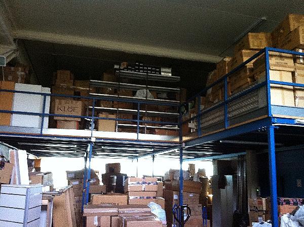 Nave Industrial en Badalona de 360m2 - Nave industrial en alquiler en Badalona - 331868774