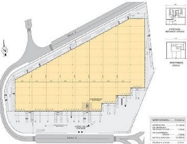 Nave Industrial en Bràfim de 21.510m2 - Nave industrial en alquiler en Bràfim - 331869965